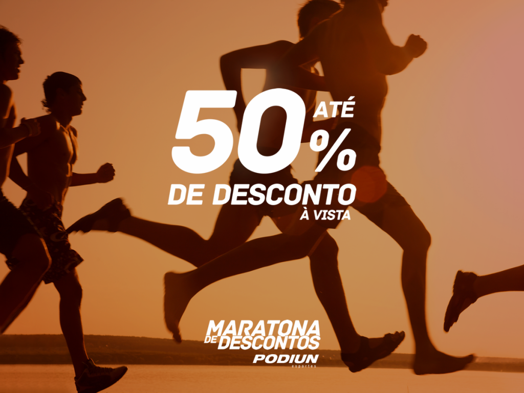 Maratona de Descontos Podiun - Teste 2